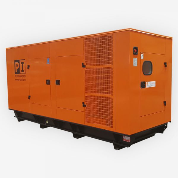 Sascom Perkins Precision Industries Power Generators