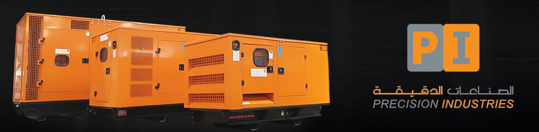 Sascom PI Power generators from 10 KVA or 3440 KVA
