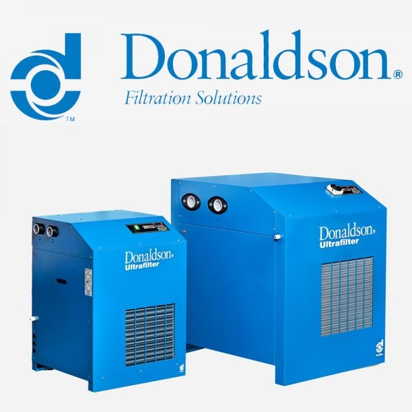 Donaldson Buran compressed air dryers