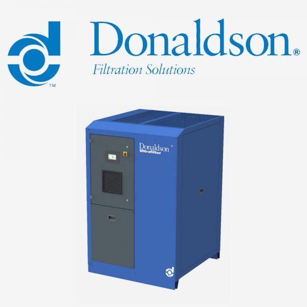 Sascom Donaldson Boreas compressed air dryers