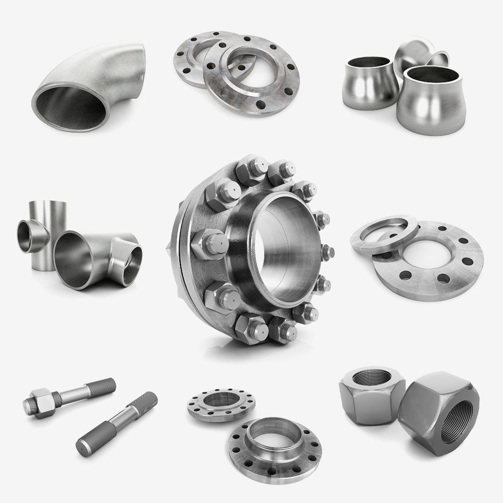 Pipes, Fittings, Flanges & Valves
