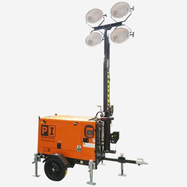 Sascom PI Mobile Lighting Towers