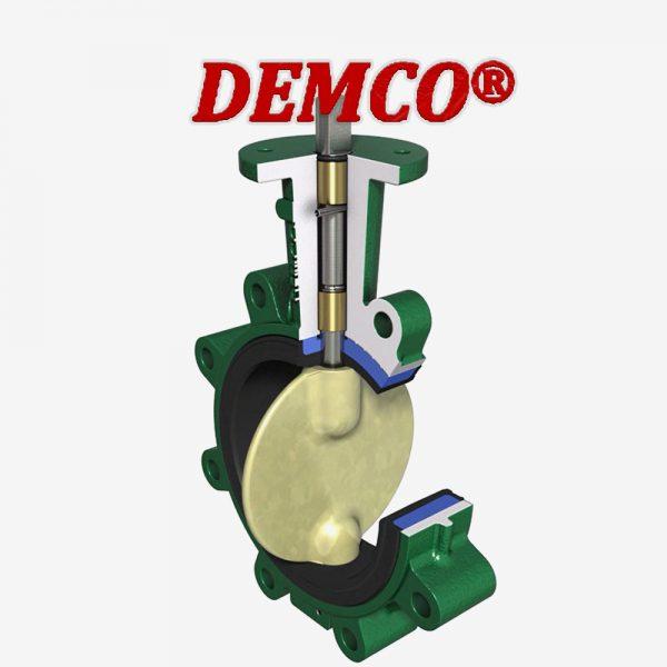 Sascom Demco Style Butterfly valves